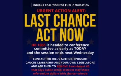ACT NOW ON HB 1065 AMENDMENT #6