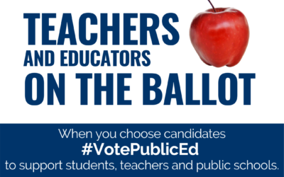 Teachers Running For Office