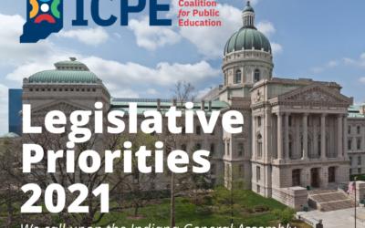 ICPE Releases 2021 Legislative Priorities