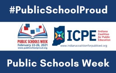 Celebrate Public Schools Week!