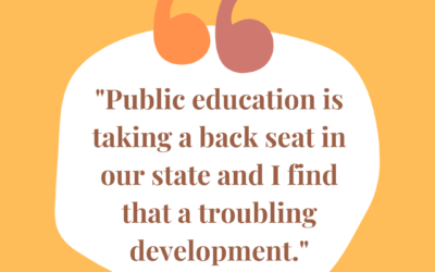 The value of public education