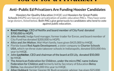 ICPE Monroe County: Are Indiana Legislators and IPS School Board Owned by Out-of-State Billionaires?