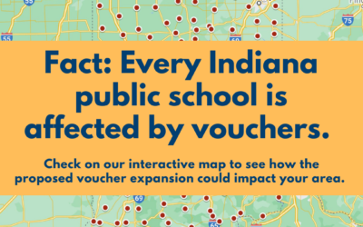 Every Indiana public school is losing money because of vouchers