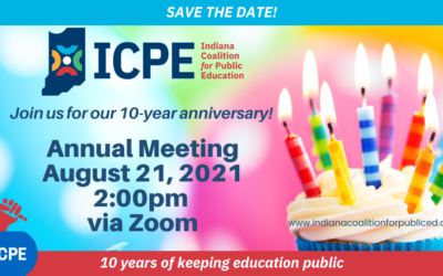 ICPE Annual Meeting and 10th Anniversary